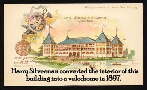 harry silverman's velodrome with text